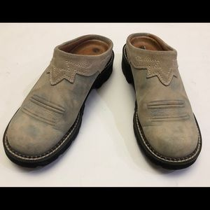 Ariat Western Slip On Shoes Size 7.5